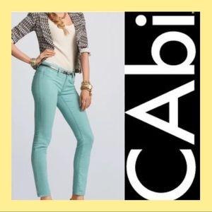 Cabi curvy skinny jeans 10